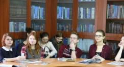 Встреча с  представителями СООО  «Итало-белорусский центр сотрудничества и образования  «Сардиния»